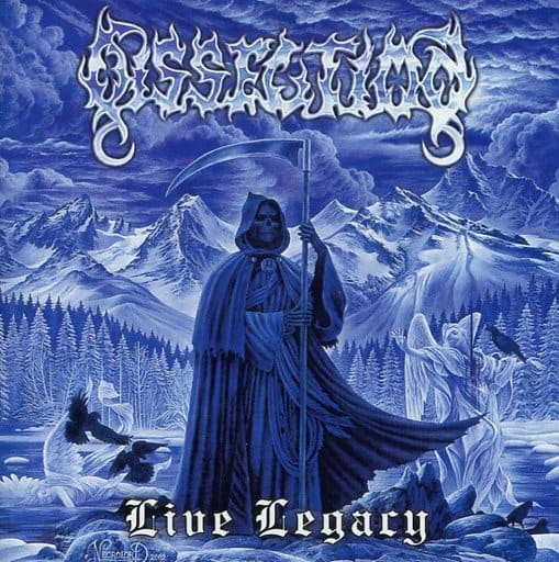 Dissection / Live Legacy