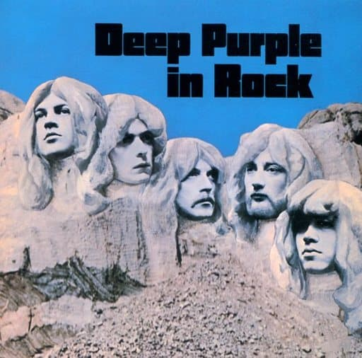 Deep Purple / In Lock [Paper Jacket CD] (Limited Edition) [Paper Jacket Specification]