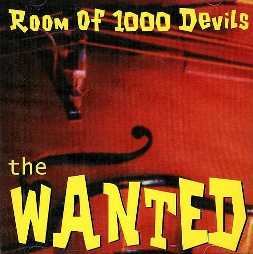 THE WANTED / Room Of 1000 Devils