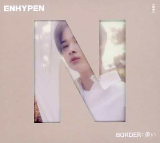 ENHYPEN / BORDER : Ephemeral [Member Solo Jacket (NI-KI Ver.)]