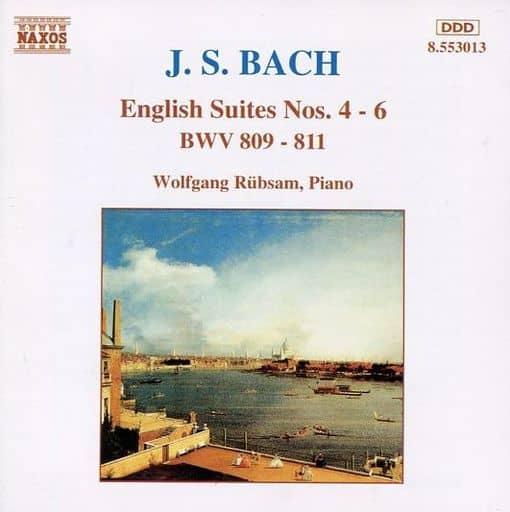 Lipsom / JS Bach: British Suite 4 - 6