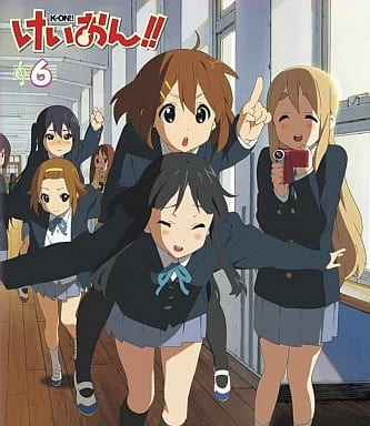 K-on! Phase 2 6 [First Press Limited version]