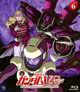 Mobile Suit Gundam UC 6 [Regular Edition]