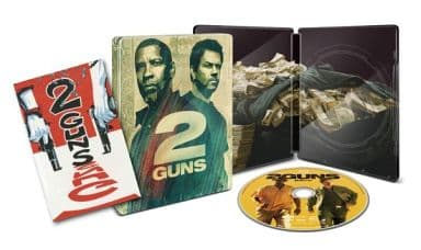 2 Guns Steel Book Specification [Amazon.co.jp Limited]