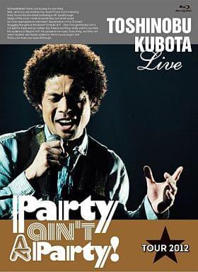 """Toshinobu Kubota / 25 th Anniversary Toshinobu Kubota Concert Tour 2012 """"Party ain't A Party!"""""""
