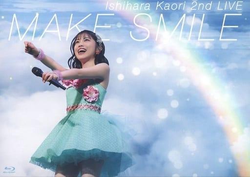 石原夏織/Ishihara Kaori2nd LIVE MAKE SMILE[初版]