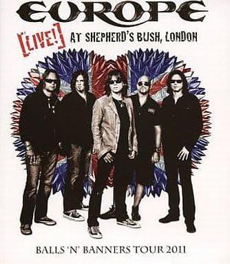 EUROPE / LIVE AT SHEPHERD'S BUSH LONDON [Import Edition]