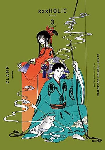 CLAMP PREMIUM COLLECTION××HOLiC(3)/CLAMP