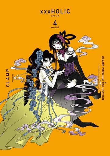 CLAMP PREMIUM COLLECTION××HOLiC(4)/CLAMP
