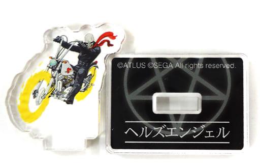 Hell's Angel 「 Shin Megami Tensei Trading Acrylic Mini Figure Ver. D 」