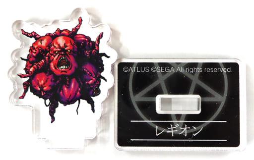 Legion 「 Shin Megami Tensei Trading Acrylic Mini Figure Ver. D 」