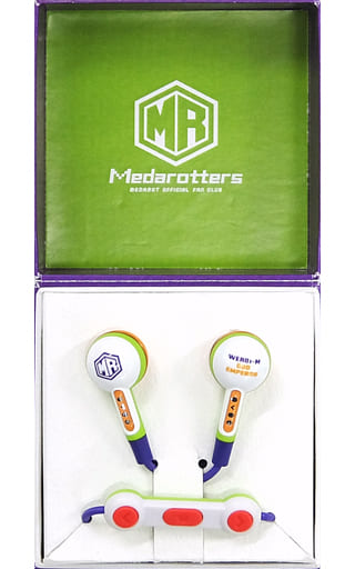 God Emperor KOTORI collaboration earphone controller with microphone attached model 「 MEDAROT 」 Medarotters Store only