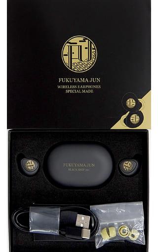 Jun Fukuyama TRUE WIRELESS STEREO EARPHONES