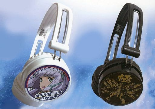 Set of 2 Types of Headphones 「 Mobile Suit Gundam Extreme Versus 2 」
