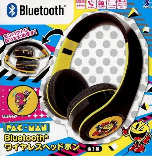 Pac-Man & Clyde Bluetooth Wireless Headphones 「 Pac-Man 」