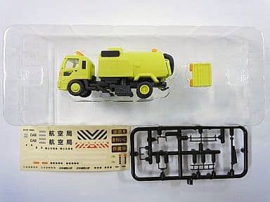 """1/150 high-speed road surface cleaning car HS-60 (light yellow, regional color) """"N Geo Collection Special Vehicle Series Vol. 1"""""""