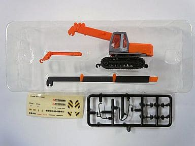 1/150 telescopickclean Track and Land Specifications ZAXIS160LCT (Orange / Standard Color) 「 N Geo Collection Special Vehicle Series Part 1 」