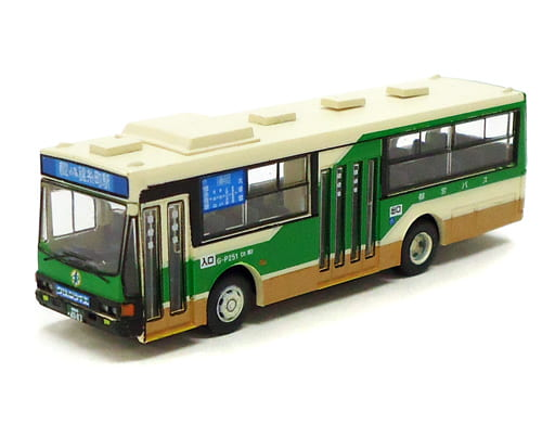 1/150 Isuzu Cubic Bus K-Shaku Bureau of Transportation Tokyo Metropolitan Government 「 The Bus Collection Part 11 」 Display Model