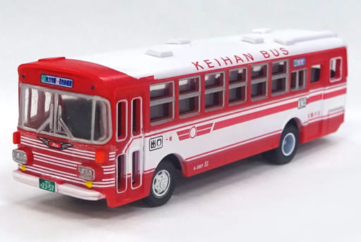 """1/150 Keihan Bus RE 100 """"The Bus Collection 3rd"""" Display Model"""