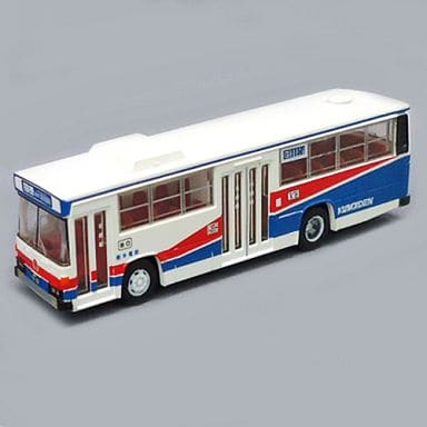 "1/150 West Japan Body Industry 58MC Kumamoto Electric Railway ""The Bus Collection No. 9"""