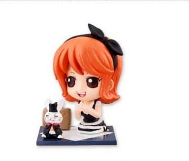 "Nami ""Puchi-Chara Land Series One Piece Wonderland Tea Party in Straw Hat Comprehension"""
