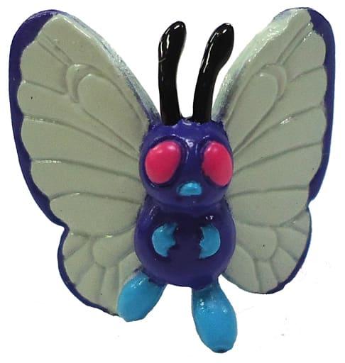 Butterfree 「 Pocket Monsters 」 Nagatanien Furikake Chibi Poke Model 2 nd Edition