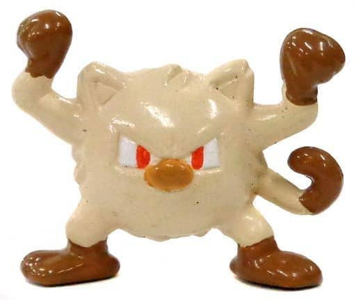 Mankey 「 Pocket Monsters 」 Nagatanien Furikake Chibi Poke Model 2 nd Edition