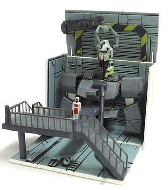 Maintenance Dock / Alex (Federal Military Box) Hakorama Mobile Suit Gundam Document File ~ War in 0080 Pockets, 08 MS Platoon ~