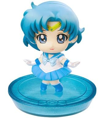 """sailor mercury (A) """""""" Petit Chara! Series Sailor Moon Petit Oshiyuki yo! Hen """""""""""