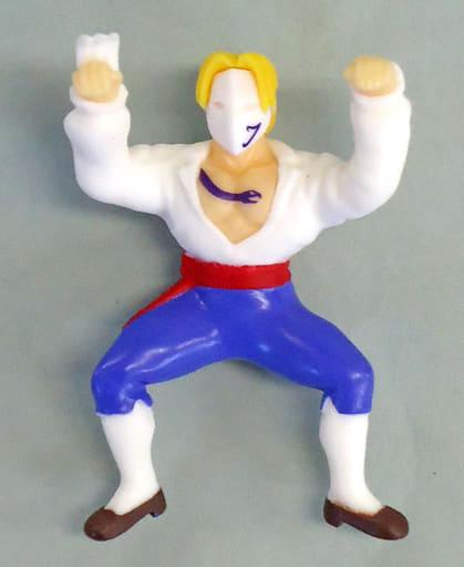 4. Vega 「 Street Fighter V Figure Collection 」 DyDo Blend Umami Blend On Cap Campaign
