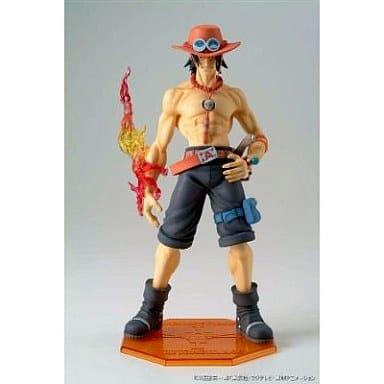"""Portgas D Ace """"One Piece"""" Excellent Model Portrait.Of.Pirates One Piece NEO-2"""