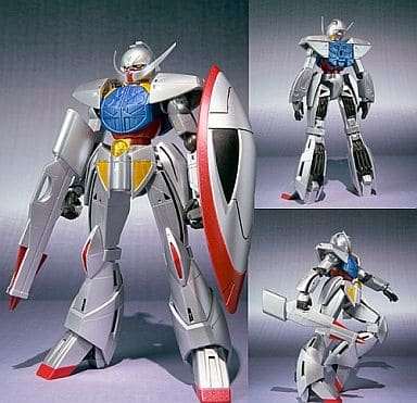 Turn A Gundam Nano Skin Finish Ver. SIDE MS ROBOT soul
