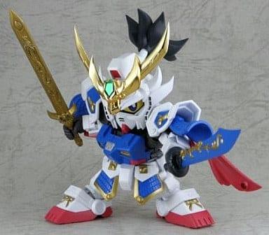 SDX Ryuso Liu Bei Gundam 「 SD Gundam Sangokuden 」