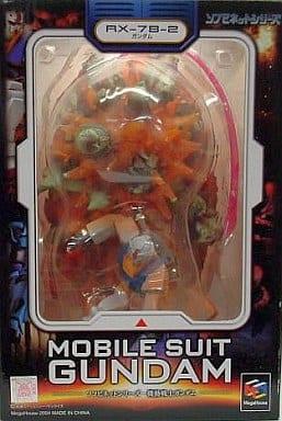 RX-78-2 Gundam 「 Mobile Suit Gundam 」 Softbinet Series 01