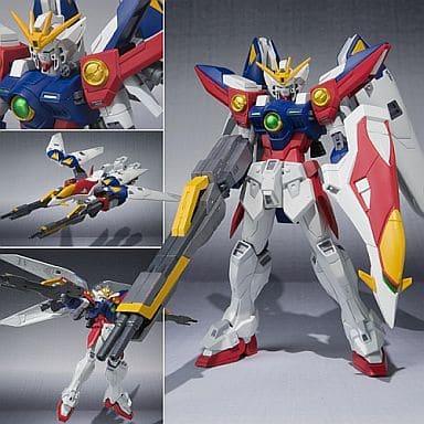 ROBOT SOUL <SIDE MS> WINGGUNDAM 0 「 Mobile Suit GUNDAM WING 」