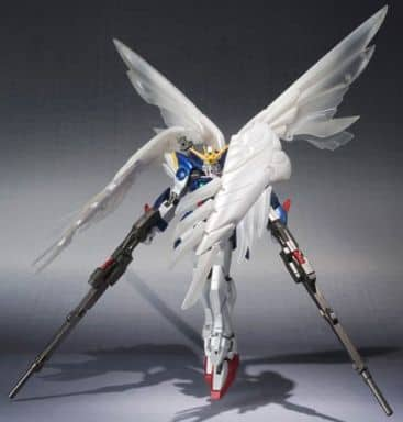 ROBOT SOUL <SIDE MS> XXXG-00W0 Wing Gundam 0 (EW version) Pearl Coat Ver. 「 Mobile Suit GUNDAM WING Endless Waltz 」 Soul Nation 2012 Opening Memorial Product