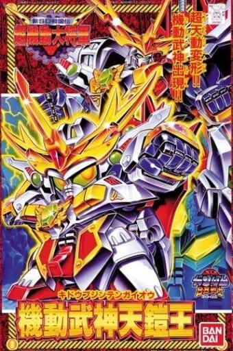 BB Senshi No. 147 Mobile Mujin Tenyoroi O 「 Shin SD Sengokuden Super Mobile Daishogun 」 [SD Gundam BB Senshi]