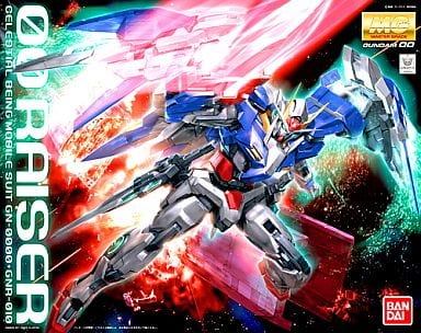 1/100 MG GN-0000 + GNR-010 Double Orizer 「 MOBILE SUIT GUNDAM 00 (Double O) 」 [0169914]