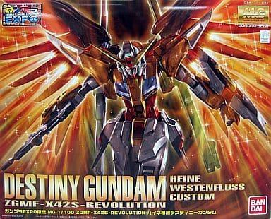 1/100 MG Heine Exclusive Destiny Gundam (limited to Gundam EXPO) 「 MOBILE SUIT GUNDAM SEED DESTINY 」 [0165315]