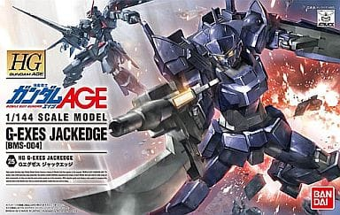 1/144 HG G Network Jack Edge 「 MOBILE SUIT GUNDAM AGE 」