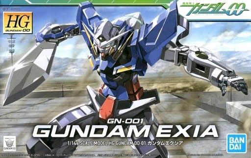 1/144 HG GN-001 Gundam Ek Shea 「 MOBILE SUIT GUNDAM 00 (Double O) 」