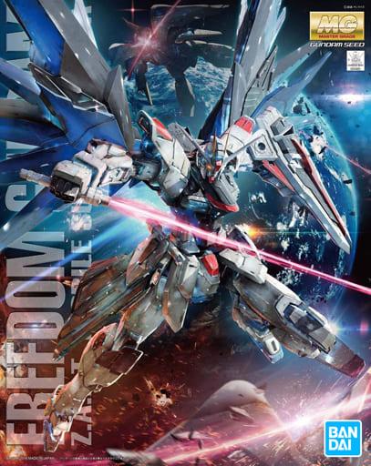 1/100 MG ZGMF-X10A ZGMF-X10A Freedom Gundam Ver. 2.0 「 MOBILE SUIT GUNDAM SEED 」 [5061611]