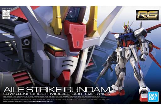 1/144 RG GAT-X105 Air Strike Gundam 「 MOBILE SUIT GUNDAM SEED 」 [5061613]
