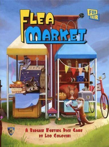 [Japanese translation not available] Flea Market