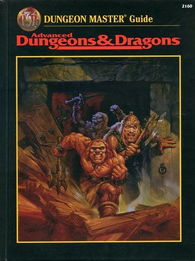 Dungeon Master Guide (Advanced Dungeons & Dragons / Supplement)