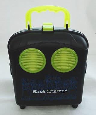 Macka-Chin Box Type Speaker 「 BOOM BOOM MACKA 」 Limited Edition Included