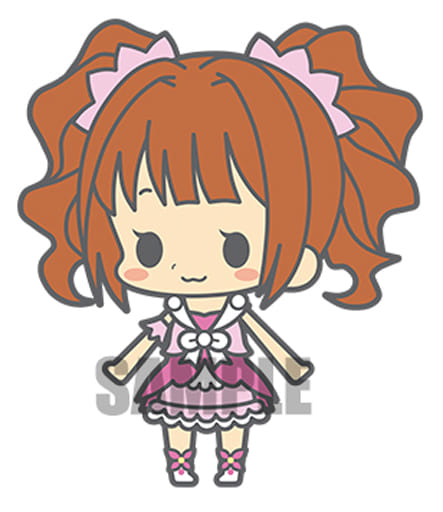 "Takatsuki Yayoi ""es Series nino Rubber Strap Collection Idol Master stage 1 Renewal ver."""