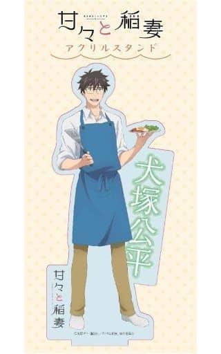 "Kuhei Inuzuka Acrylic Stand Panel ""Girls and Lightning"""