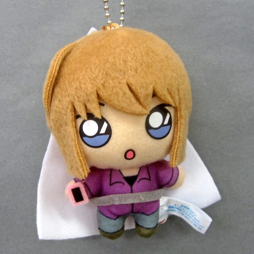 "Shelley (Kaitou Kid) Key Chain Mascot ""Jet Black Limited Express"" 「 Detective Conan 」"