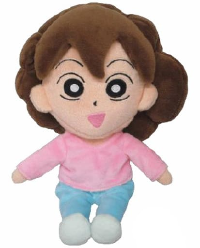 Misae Nohara Plush toy (S) 「 CRAYON Shinchan 」